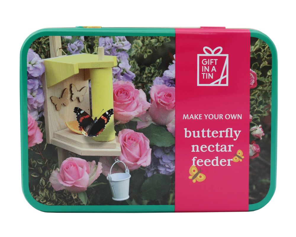 Make Your Own Butterfly nectar Feeder